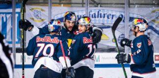 Red Bull München: Drei Powerplaytore beim 5:3-Sieg gegen Düsseldorf