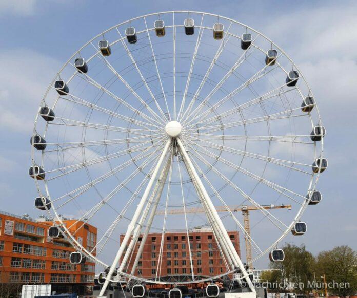 Holetschek lädt am Montag, 13.09.2021 zur Impfaktion am Münchner Riesenrad ein