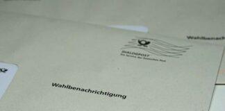 Bundestagswahl: Briefwahlantrag online bis 22. September möglich