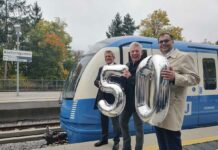 """50 Jahre U-Bahn München: """"Rückgrat des öffentlichen Verkehrs in der Stadt"""""""