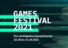 1. GamesFestival 2021 vom 23. bis 31. Oktober 2021