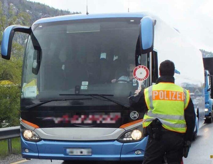 Einreiseverbote: Bundespolizei stoppt illegale Einreiseversuche