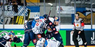 Red Bull München: Hochklassiges Duell, späte Entscheidung: 3:4-Niederlage gegen Zug