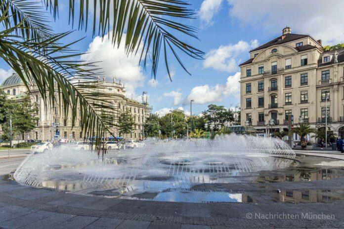 München: Brunnensaison geht zu Ende