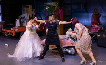 Tussipark – Frauen, die Spaß haben (und machen) noch bis zum 7. November 2021 im WERK7 Theater